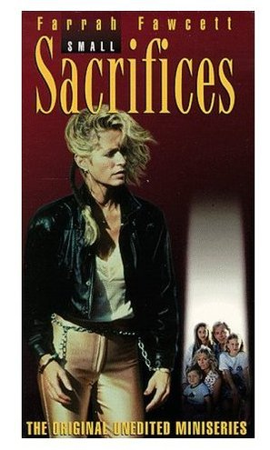 Small Sacrifices - VHS cover (thumbnail)