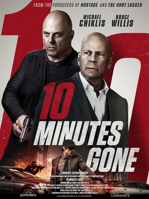 10 Minutes Gone - Movie Poster (thumbnail)