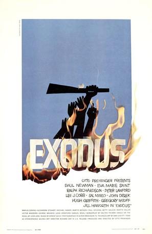 Exodus - Movie Poster (thumbnail)