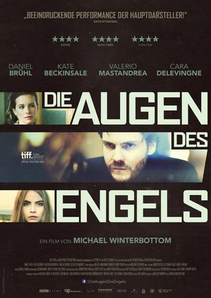The Face of an Angel - German Movie Poster (thumbnail)