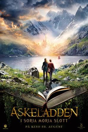 Askeladden - I Soria Moria slott - Norwegian Movie Poster (thumbnail)