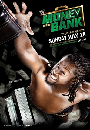 WWE Money in the Bank - Movie Poster (thumbnail)