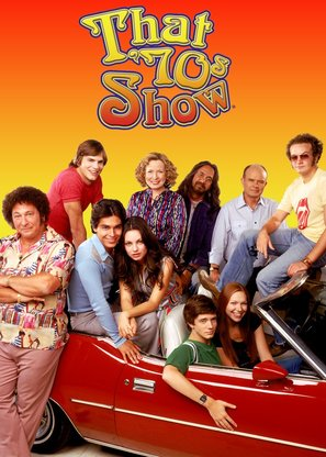 """That '70s Show"" - Movie Poster (thumbnail)"