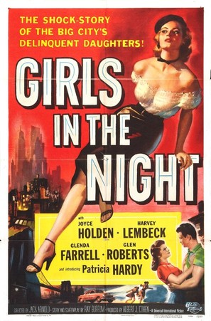 Girls in the Night - Movie Poster (thumbnail)