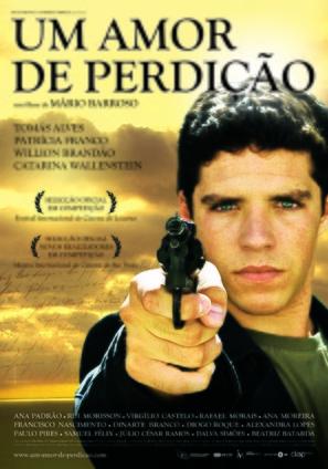 Um Amor de Perdição - Portuguese Movie Poster (thumbnail)