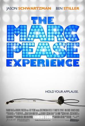 The Marc Pease Experience - Movie Poster (thumbnail)