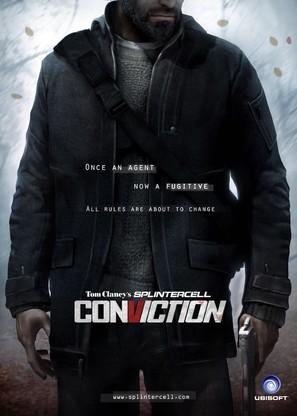 Splinter Cell - Movie Poster (thumbnail)