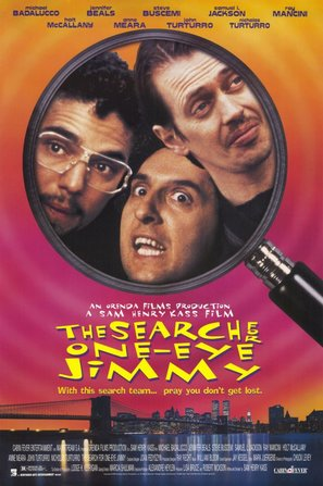 The Search for One-eye Jimmy - Movie Poster (thumbnail)