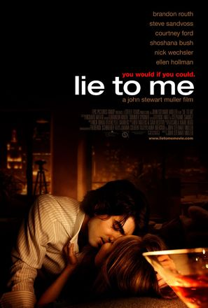 Lie to Me - Movie Poster (thumbnail)