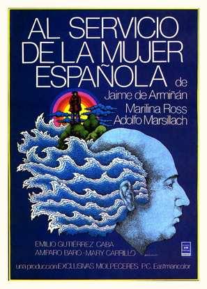 Al servicio de la mujer española
