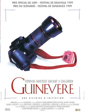 Guinevere - French Movie Poster (thumbnail)