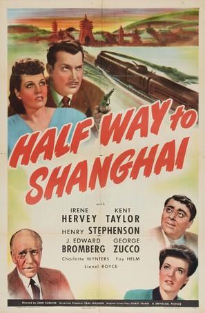 Half Way to Shanghai - Movie Poster (thumbnail)