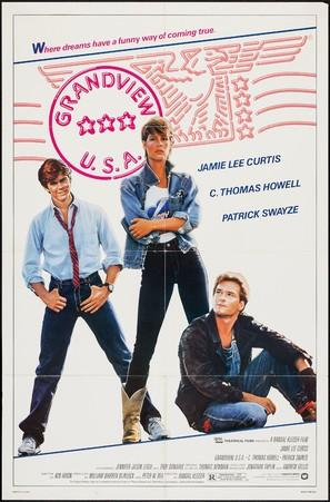 Grandview, U.S.A. - Movie Poster (thumbnail)