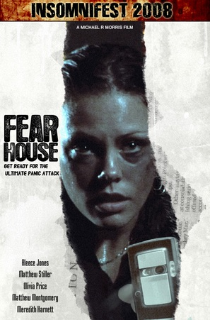 Fear House - Movie Poster (thumbnail)