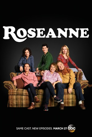 """Roseanne"" - Movie Poster (thumbnail)"
