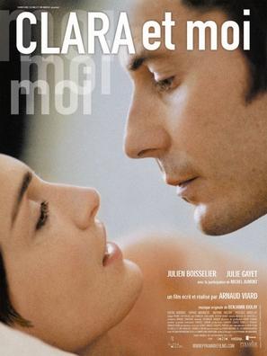 Clara et moi - French poster (thumbnail)