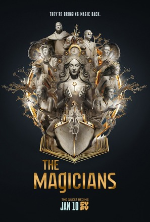 """The Magicians"" - Movie Poster (thumbnail)"