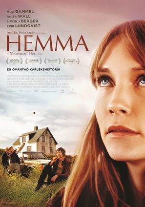 Hemma - Swedish Movie Poster (thumbnail)