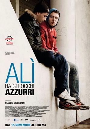 Alì ha gli occhi azzurri - Italian Movie Poster (thumbnail)