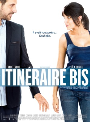 Itinéraire bis - French Movie Poster (thumbnail)