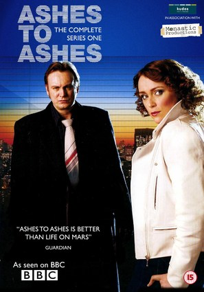 """Ashes to Ashes"" - British DVD movie cover (thumbnail)"