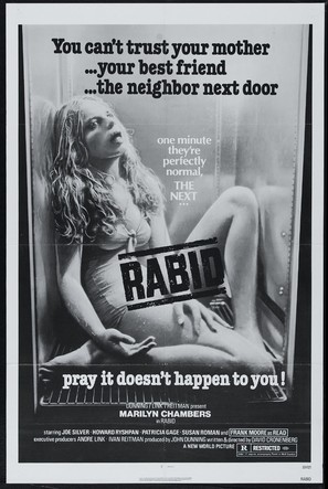 Rabid - Movie Poster (thumbnail)