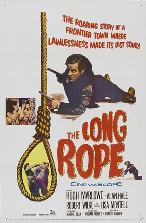 The Long Rope - Movie Poster (thumbnail)