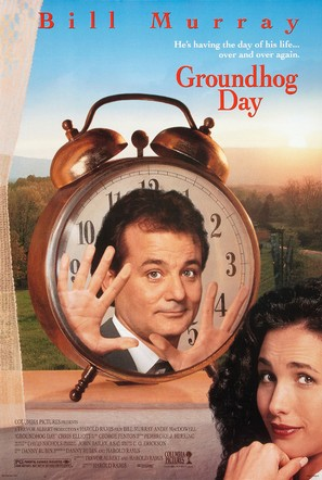 Groundhog Day - Movie Poster (thumbnail)