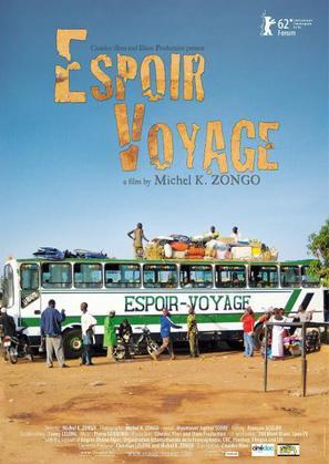 Espoir voyage - French Movie Poster (thumbnail)