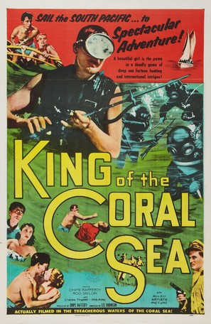 King of the Coral Sea - Movie Poster (thumbnail)
