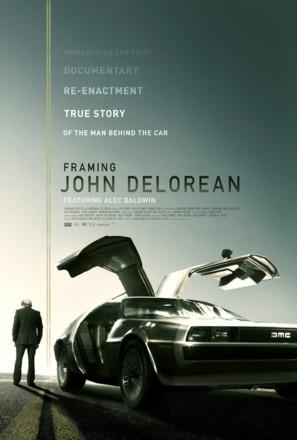 Framing John DeLorean - Movie Poster (thumbnail)