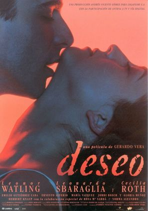 Deseo - Spanish Movie Poster (thumbnail)