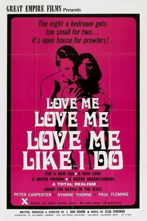 Love Me Like I Do - Movie Poster (thumbnail)