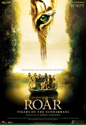 ROAR: Tigers of the Sundarbans - Indian Movie Poster (thumbnail)