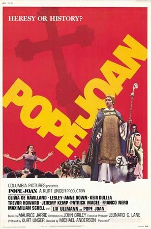 Pope Joan - Movie Poster (thumbnail)
