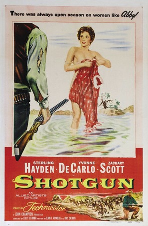 Shotgun - Movie Poster (thumbnail)