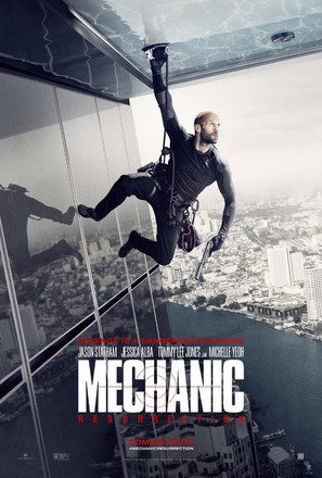 Mechanic: Resurrection - Movie Poster (thumbnail)