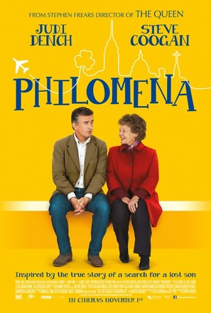 Philomena - British Movie Poster (thumbnail)