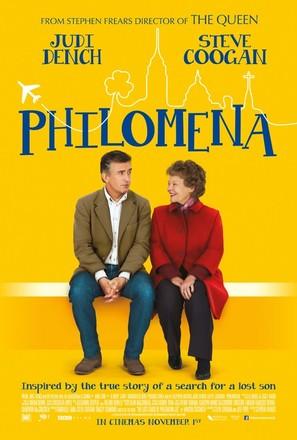 Philomena - British Movie Poster (thumbnail)
