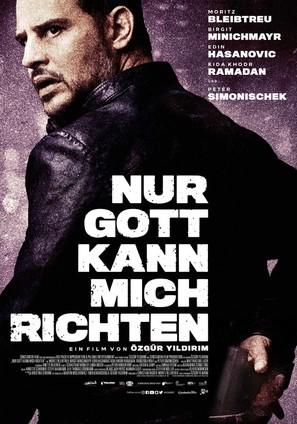 Nur Gott kann mich richten - Swiss Movie Poster (thumbnail)