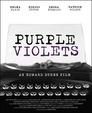 Purple Violets - Movie Poster (thumbnail)