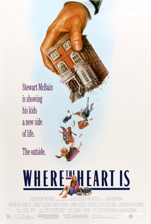 Where the Heart Is - Movie Poster (thumbnail)