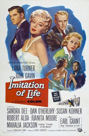 Imitation of Life - Movie Poster (thumbnail)