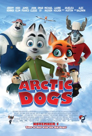 Arctic Justice - Movie Poster (thumbnail)