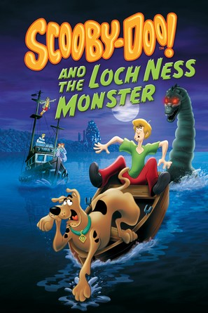 Scooby-Doo and the Loch Ness Monster - Movie Cover (thumbnail)