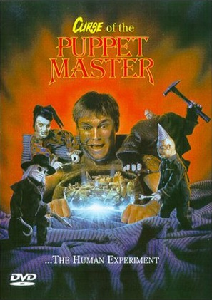Curse of the Puppet Master - poster (thumbnail)