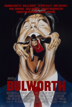 Bulworth - Movie Poster (thumbnail)
