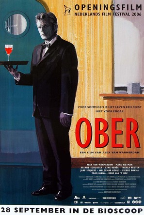 Ober - Dutch Movie Poster (thumbnail)