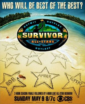 """Survivor"" - Movie Poster (thumbnail)"