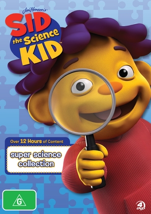 """Sid the Science Kid"" - Australian DVD cover (thumbnail)"